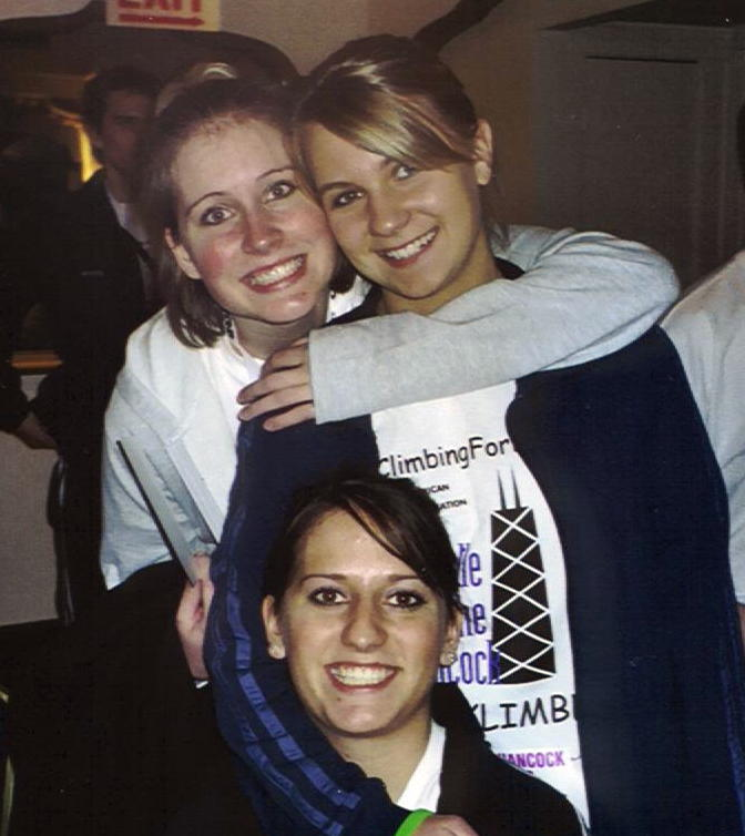 Jenn Kathryn Devin Hustle 2005